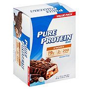 Pure Protein S'mores Protein Bars Value Pack