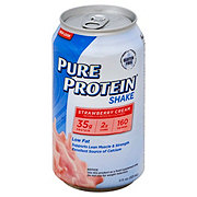 Pure Protein Strawberry Cream Shake