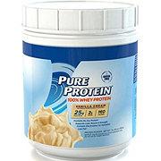Pure Protein Vanilla Cream 100% Whey Protein