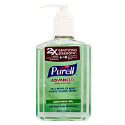 Purell Advanced Refreshing Aloe Hand Sanitizer