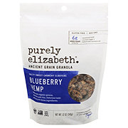 Purely Elizabeth Blueberry Hemp Organic Granola