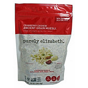 Purely Elizabeth Cranberry Cashew Ancient Grain Muesli