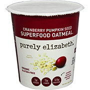 Purely Elizabeth Cranberry Pumpkin Seed Superfood Oatmeal