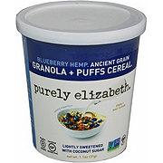Purely Elizabeth Granola Puff Blueberry Hemp