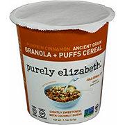 Purely Elizabeth Granola Puffs Pumpkin Fig