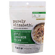 Purely Elizabeth Oatmeal Apple Cinnamon Pecan