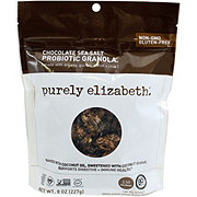 Purely Elizabeth Probiotic Granola Chocolate Sea Salt