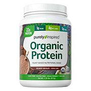 Purely Inspired Orgainc Protein Powder Chocolate