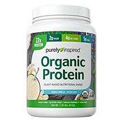 Purely Inspired Organic Protein Powder Vanilla