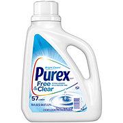 Purex Liquid Detergent Dirt Lift Action Free & Clear