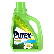 Purex Natural Elements Linen & Lilies Liquid Detergent, 40 Loads