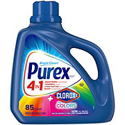 Purex Original Fresh Plus Clorox 2 Liquid Laundry Detergent 71 Loads