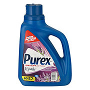 Purex with Crystals Freshness Lavender Blossom HE Liquid Laundry Detergent 50 Loads