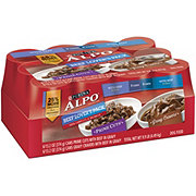 Purina Alpo Beef Lover's Wet Dog Food Variety Pack