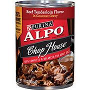 Purina Alpo Chop House Beef Tenderloin in Gravy Wet Dog Food