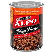 Purina Alpo Chop House Filet Mignon & Bacon Wet Dog Food