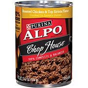 Purina Alpo Chop House Originals Roasted Chicken Flavor Dog Food