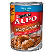 Purina Alpo Gravy Cravers with Beef in Gravy Wet Dog Food