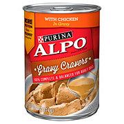 Purina Alpo Gravy Cravers with Chicken in Gravy Wet Dog Food