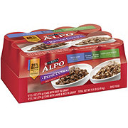 Purina Alpo Prime Cuts Dog Food In Gravy with Beef, Lamb, and Rice Variety Pack, 12 ct