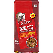 Purina Alpo Prime Cuts Savory Beef Dry Dog Food