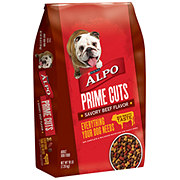 Purina Alpo Prime Cuts Savory Beef Flavor Dog Food