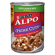 Purina Alpo Prime Cuts with Lamb & Rice in Gravy Wet Dog Food