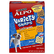 Purina Alpo Variety Snaps Little Bites Dog Treats