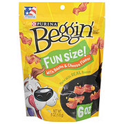 Purina Beggin' Littles, Bacon & Cheese Flavored Dog Treats