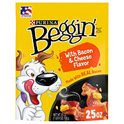 Purina Beggin' Strips Bacon and Cheese Flavors Baked Dog Snack