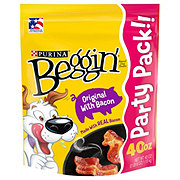 Purina Beggin' Strips Bacon Flavor