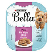 Purina Bella Filet Mignon in Savory Juices Wet Dog Food