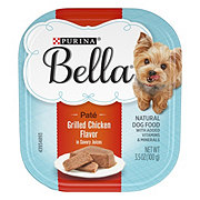 Purina Bella Grilled Chicken in Savory Juices Wet Dog Food