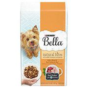 Purina Bella Natural Bites Chicken & Beef