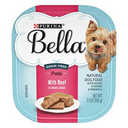 Purina Bella with Beef in Savory Juices Wet Dog Food