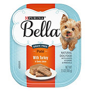 Purina Bella with Turkey in Savory Juices Wet Dog Food