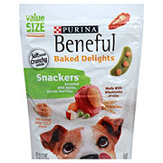 Purina Beneful Baked Delights Snackers Dog Treats