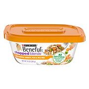 Purina Beneful Chopped Blends with Chicken Wet Dog Food