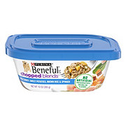 Purina Beneful Chopped Blends with Turkey Wet Dog Food