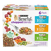 Purina Beneful Dog Food, Chopped Blends Variety Pack