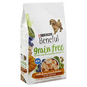 Purina Beneful Grain Free Chicken Dog Food