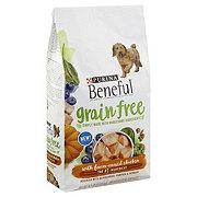 Purina Beneful Grain Free Chicken Dry Dog Food