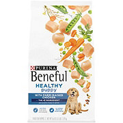Purina Beneful Healthy Puppy with Real Chicken Dry Puppy Food