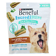 Purina Beneful Incredibites Chewy Minis Peanut Butter