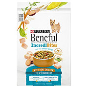 Purina Beneful IncrediBites for Small Dogs, with Chicken