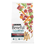 Purina Beneful IncrediBites with Real Beef Dry Dog Food