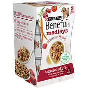 Purina Beneful Medleys Tuscan Style with Beef Wet Dog Food