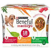 Purina Beneful Medleys Wet Dog Food Variety Pack