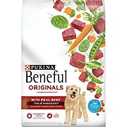 Purina Beneful Originals with Real Beef Dry Dog Food