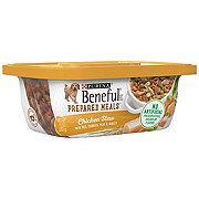 Purina Beneful Prepared Meals Dog Food, Chicken Stew